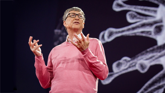 Bill Gates: The next outbreak? We're not ready!